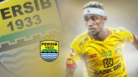 Pemain Bhayangkara FC, Bruno Matos dirumorkan merapat ke Persib Bandung. Foto: Instagram@#brunomatos - INDOSPORT