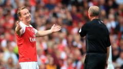 Indosport - Legenda Arsenal, Ray Parlour.