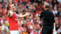 Legenda Arsenal, Ray Parlour.