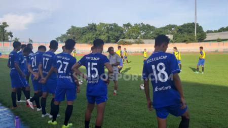 PSCS Cilacap terus melengkapi komposisi skuat untuk Liga 2 2020. Meski sudah mendapatkan 23 pemain, namun pelatih Jaya Hartono terus membutu personel. - INDOSPORT