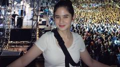 Indosport - Tissa Bisani, aktris cantik Indonesia yang akan perankan tokoh Nur di KKN Desa Penari.