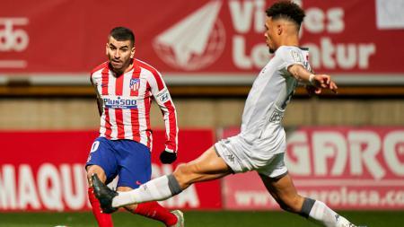Punya harga murah meriah, dua penghancur Atletico Madrid di ajang Copa Del Rey 2020 ini terjangkau dan bisa dibeli tim Liga 1 Indonesia. - INDOSPORT