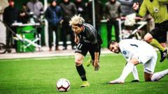 Indosport - Pemain asal Jepang Shunsuke Nakamura yang dirumorkan gabung ke Persela Lamongan.