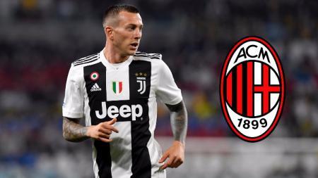 Klub Serie A Liga Italia, AC Milan, bisa saja gagal mengincar pemain Juventus saat bursa transfer, karena konflik yang kini tengah terjadi di manajemen klub. - INDOSPORT