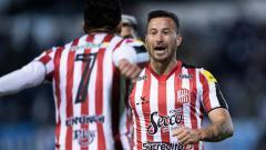 Indosport - Luciano Pons, pemain yang dikabarkan merapat ke Arema FC.