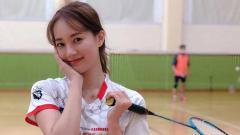 Indosport - Nama Kim Ha Rin tengah menjadi sorotan lantaran aktris asal Korea Selatan kerap memamerkan pesonanya saat bermain bulutangkis yang menjadi olahraga kesukaannya.