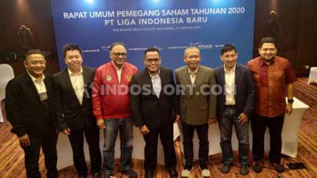 Ketua Umum PSSI, Mochamad Iriawan memastikan Mayjen (Purn) TNI Sonhadji akan menjadi pemimpin baru Komite Wasit PSSI. - INDOSPORT