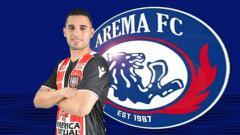Indosport - Elias Alderete, penyerang asal Argentina ini dikabarkan telah mencapai kata sepakat untuk gabung Arema FC di bursa transfer jelang Liga 1 2020, berapakah harganya?