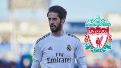 Indosport - Liverpool baru saja ditolak mentah-mentah oleh Real Madrid atas minat mereka pada Isco di bursa transfer musim dingin.