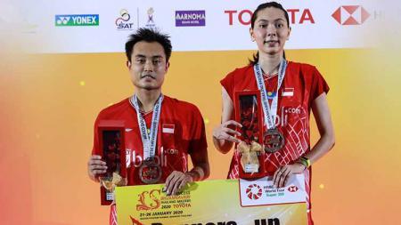 Berikut rekap hasil final turnamen Thailand Masters 2020, Minggu (26/01/20) di Indoor Huamark, Bangkok, Thailand. - INDOSPORT