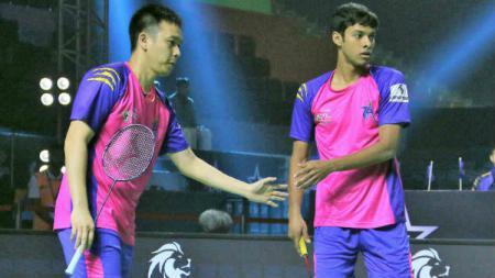 Pemain bulutangkis ganda putra India, Chirag Shetty akui legenda ganda Indonesia, Hendra Setiawan merupan pemain yang paling cerdas ketika bermain di lapangan. - INDOSPORT