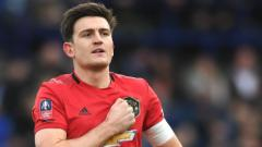 Indosport - Kapten Harry Maguire dituding jadi balerina kala Manchester United ditindas PSG pada laga lanjutan Liga Champions.