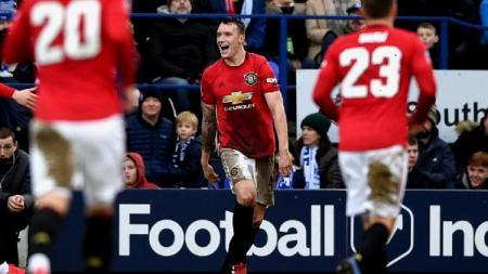 Berikut 3 fakta menarik dibalik kemenangan besar Manchester United atas tuan rumah Tranmere Rovers pada ajang Piala FA 2019-2020 - INDOSPORT