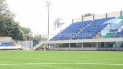 Indosport - Tribun Timur Stadion Citarum yang akan digunakan sebagai markas PSIS Semarang di Liga 1 2020.