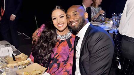 Istri temukan surat peninggalan Kobe Bryant yang bikin haru. - INDOSPORT