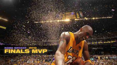 Top 5 news saat ini didominasi oleh berita meninggalnya sang legenda NBA, Kobe Bryant. - INDOSPORT