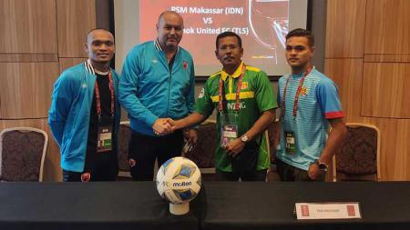 Terdapat sedikitnya 3 hal yang harus benar-benar diwaspadai PSM Makassar jelang lawan Lalenok United di leg kedua Kualifikasi Piala AFC 2020. - INDOSPORT