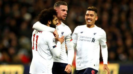 Gemilangnya Liverpool di Liga Inggris 2019-2020 tidak lepas dari peran serta Jordan Henderson selaku kapten. Siapa sangka hal itu buatnya layak penghargaan. - INDOSPORT
