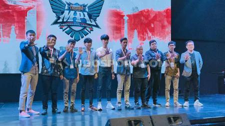 Turnamen bergengsi Mobile Legends Professional League (MPL) bakal kembali hadir dan panaskan Indonesia. - INDOSPORT