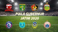 Indosport - Berikut jadwal pertandingan Piala Gubernur Jatim 2020 hari ini, Senin (17/02/20). Persija Jakarta bakal hadapi Madura United.