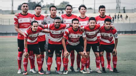 Skuat Madura United. - INDOSPORT