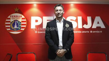 Sebelum bergulirnya Liga 1 2021, Persija Jakarta malah sudah pincang ditinggal Marc Klok. Pentolan Jak Mania, ketua The Jakmania pun buka suara. - INDOSPORT