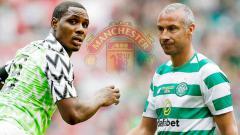 Indosport - Odion Ighalo secara mengejutkan didatangkan Manchester United sebagai pemain barunya di bursa transfer Liga Inggris. Mampukah menyamai sukses Hendrik Larsson?