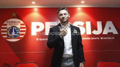 Indosport - Marc Anthony Klok secara mengejutkan mengakhiri kontraknya bersama Persija jelangn Liga 1 2021.