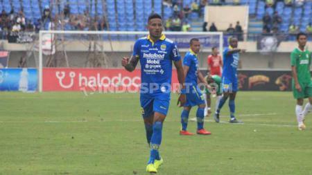 pakah Wander Luiz mampu menghancurkan kutukan menahun striker asing Persib di Liga Indonesia? - INDOSPORT
