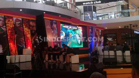 Putra sulung Presiden Joko Widodo, Gibran Rakabuming Raka kembali menggelar turnamen eSports Mobile Legends 2020. - INDOSPORT