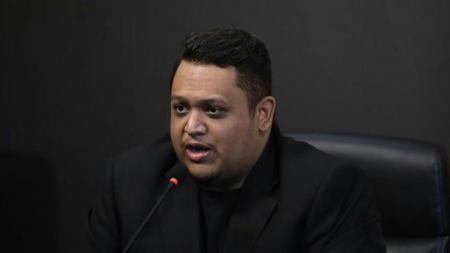 Vakumnya Liga 1 2020 akibat pandemi virus corona membuat pusing Presiden Borneo FC, Nabil Husein. - INDOSPORT