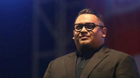 Presiden klub Liga 1 Borneo FC, Nabil Husein. - INDOSPORT