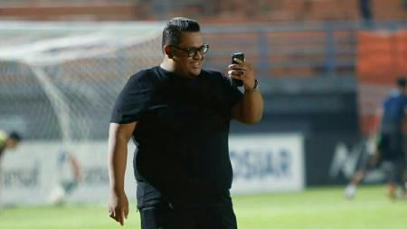 Presiden Borneo FC, Nabil Husein menyatakan pihaknya tidak masalah dengan usulan format baru jika Liga 1 2020 dilanjutkan. - INDOSPORT