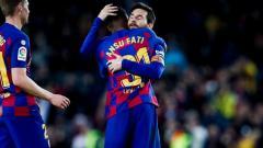 Indosport - Lionel Messi bereaksi usai mendengar raksasa LaLiga Spanyol, Barcelona, dikabarkan ingin menghancurkan kariernya.
