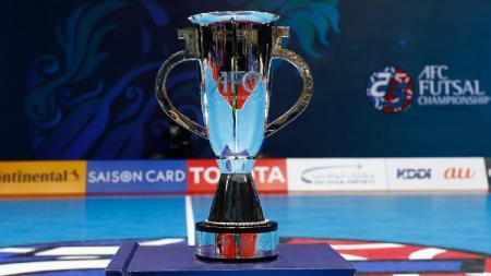 AFC Futsal Championship 2020 seharusnya digelar pada 2 hingga 13 Desember 2020 mendatang di Kuwait kembali dituda. - INDOSPORT