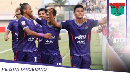 Profil klub Liga 1 2020, Persita Tangerang. - INDOSPORT