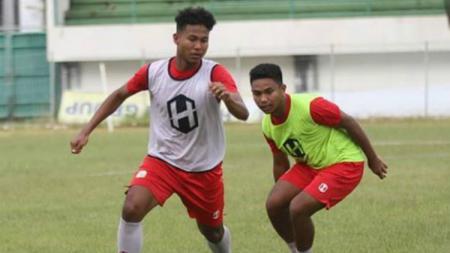 Meski PSSI sudah resmi membatalkan kompetisi Liga 1 2020, namun pelatih kepala dari PS Barito Putera, Djajang Nurdjaman tak khawatir soal kontrak para penggawa Laskar Antasari. - INDOSPORT