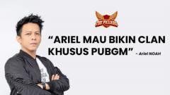 Indosport - Tim eSports Ariel Noah, The Pillars merilis divisi PUBG Mobile: Ada cewek berhijab yang jadi perhatian.
