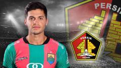 Indosport - Sedikitnya ad 3 fakta menggegerkan dari pemain sepak bola internasional Gaspar Ignacio Vega, eks Las Palmas yang resmi digaet Persik Kediri.