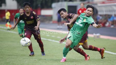 Bhayangkara FC mengaku sudah tidak sabar untuk bertarung di ajang Piala Gubernur Jatim yang juga dijadikan pemanasan jelang Liga 1 2020. - INDOSPORT