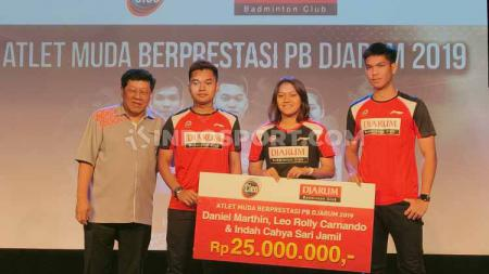 Begini skema Leo Rolly Carnando/Daniel Marthin untuk susul 3 ganda putra Indonesia di peringkat terbaik dunia. - INDOSPORT