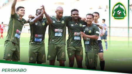 Profil Persikabo untuk Liga 1 2020. - INDOSPORT