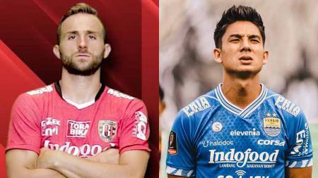 Ilija Spasojevic, namanya mungkin berkaitan dengan kisah klub Liga 1 2020, Persib Bandung, yang tampak 'kecanduan' terhadap pemain naturalisasi. - INDOSPORT
