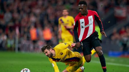 Athletic Bilbao dan Real Sociedad siap tampil di final Copa del Rey demi laga bertajuk Derbi Basque. - INDOSPORT