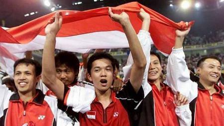 Pelatih bulutangkis asal Indonesia, Agus Dwi Santoso, mempertanyakan keseriusan India di dalam mempersiapkan Piala Thomas dan Uber. - INDOSPORT