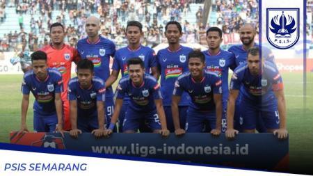 Profil PSIS Semarang untuk Liga 1 2020. - INDOSPORT