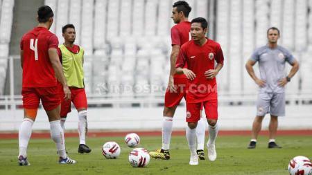 Evan Dimas, Ryuji Utomo (krir) beberapa pemain Persija yang diisukan diminati oleh klub-klub luar negeri. - INDOSPORT