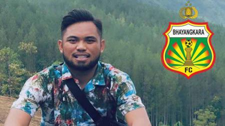 Status penggawa klub Liga 1 2020 Bhayangkara FC, Saddil Ramdani, akhirnya dinaikkan menjadi tersangka atas insiden pengeroyokan. - INDOSPORT