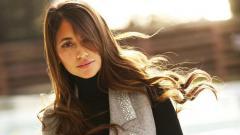 Indosport - Antonela Roccuzzo, istri Lionel Messi.