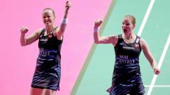 Indosport - Pasangan sesama jenis asal Denmark, Christinna Pedersen/Kamilla Rytter Juhl mengumumkan sebuah kabar bahagia kalau mereka akan segera punya anak kedua.